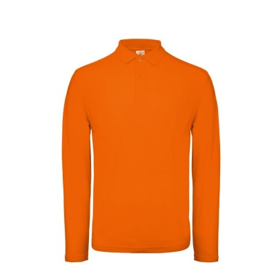 Polo ID.001 LSL colore orange taglia XS