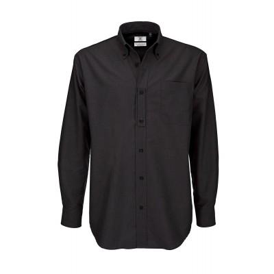 Camicie Oxford LSL /Men colore black taglia S