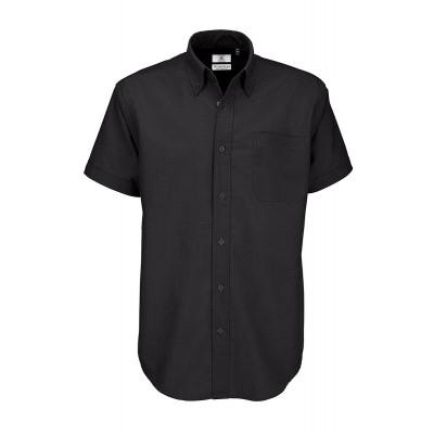 Camicie Oxford SSL /Men colore black taglia S