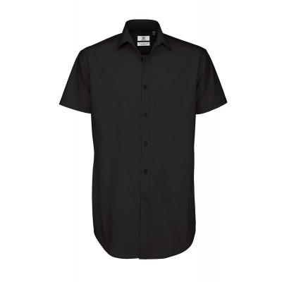 Camicie Black Tie SSL /Men colore black taglia S