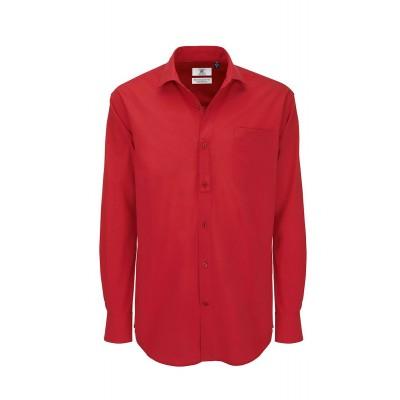 Camicie Heritage LSL /Men colore deep red taglia S