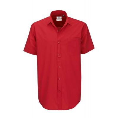 Camicie Heritage SSL /Men colore deep red taglia S