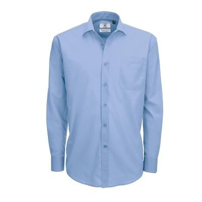 Camicie Smart LSL /Men colore bussines blue taglia S