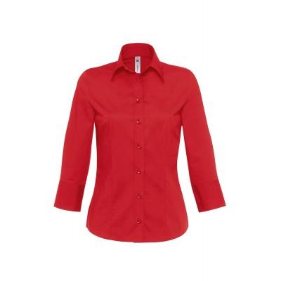 Camicie Milano /Women colore deep red taglia XS