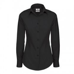 Camicie Black Tie LSL /Women colore black taglia XS