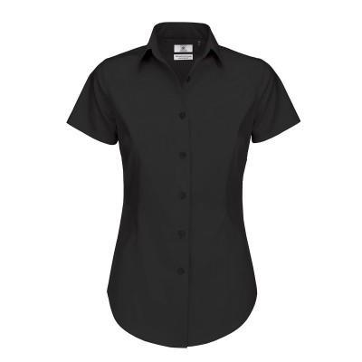 Camicie Black Tie SSL /Women colore black taglia XS