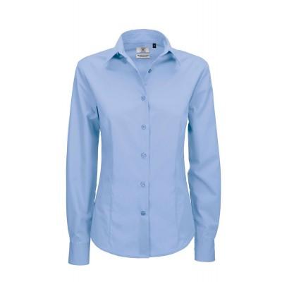 Camicie Smart LSL /Women colore bussines blue taglia XS