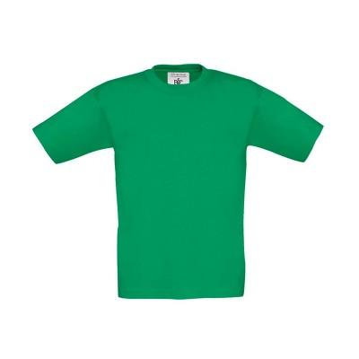 T-Shirt Exact 150 /Kids colore kelly green taglia 3/4
