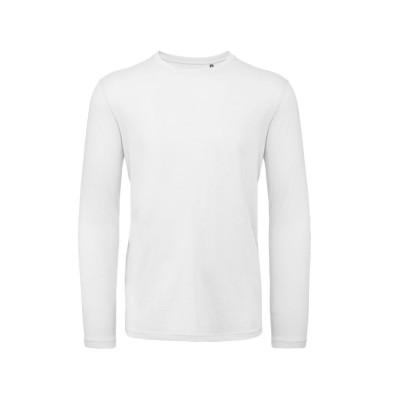 T-Shirt Inspire LSL T /Men colore white taglia S