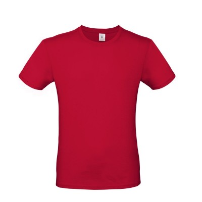T-Shirt #E150 colore red taglia XS
