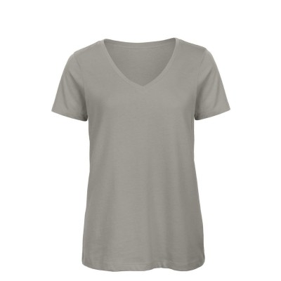 T-Shirt Inspire V T /Women colore light grey taglia XS