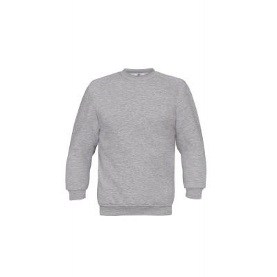 Felpe Set In colore heather grey taglia S