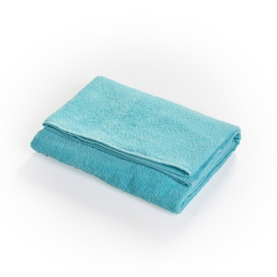Spugna Kids Hooded Towel colore blue caracao taglia UNICA