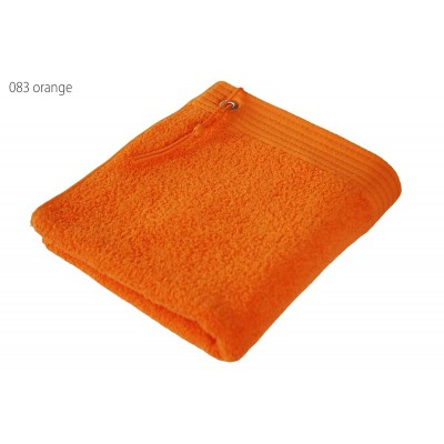 Spugna Premium Sport Towel 100X150 colore dark orange taglia UNICA