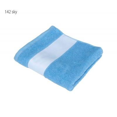 Spugna Sublim Towel 30X50 colore sky taglia UNICA