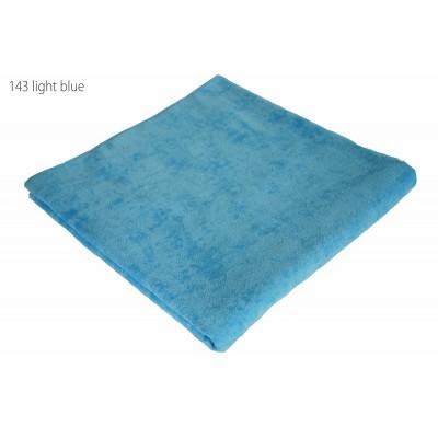 Spugna Velour Towel colore baby blue taglia UNICA