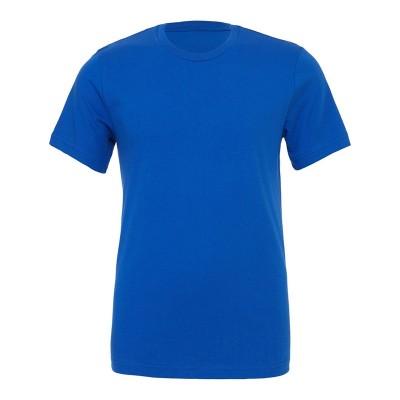 T-Shirt Unisex Jersey Short Sleeve Tee colore True Royal taglia S