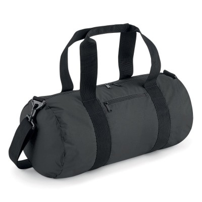 Borse Reflective Barrel Bag colore Black Reflective taglia UNICA
