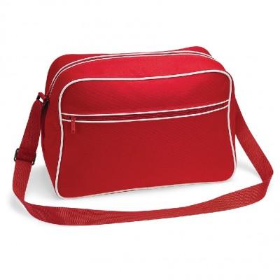 Borse Retro Shoulder Bag colore classic red/white taglia UNICA