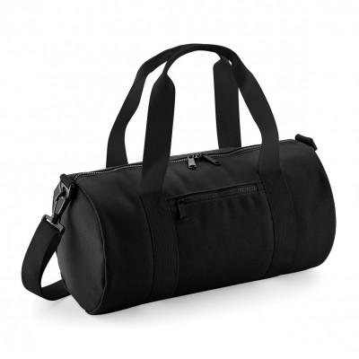 Borse Mini Barrel Bag colore black/black taglia UNICA