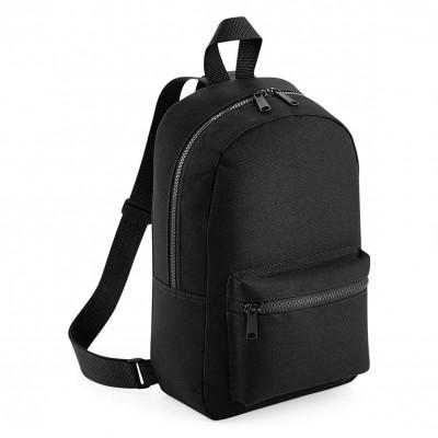 Borse Mini Essential Fashion Backpack colore black taglia UNICA