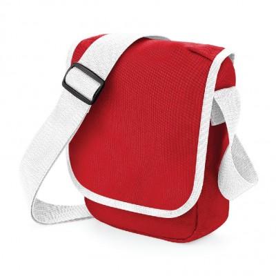 Borse Mini Reporter colore classic red/white taglia UNICA