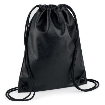 Borse Faux Leather Gymsac colore black taglia UNICA