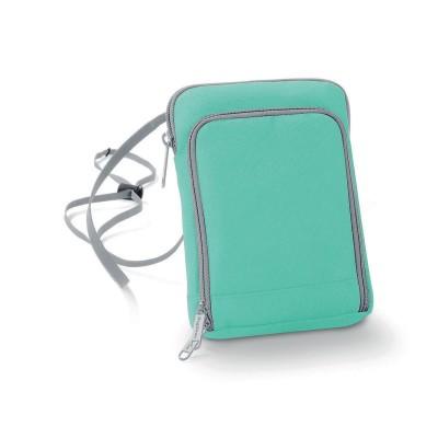 Borse Travel Wallet colore mint green/light grey taglia UNICA