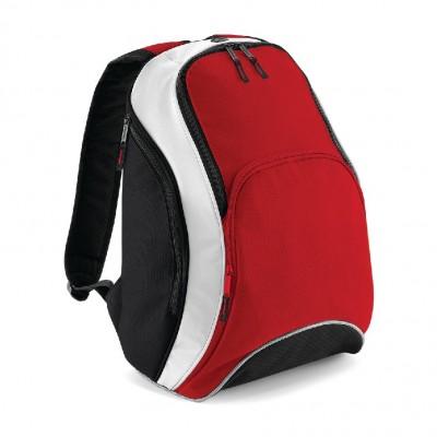 Borse Teamwear Backpack colore classic red/black/white taglia UNICA