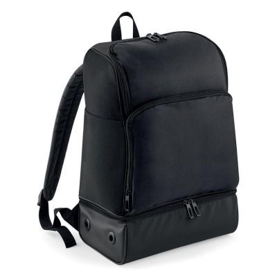 Borse Hardbase Sports Backpack colore black/black taglia UNICA