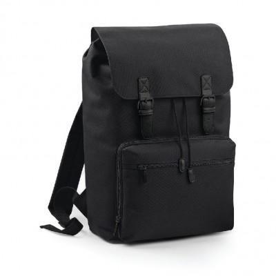 Borse Vintage Laptop Backpack colore black/black taglia UNICA