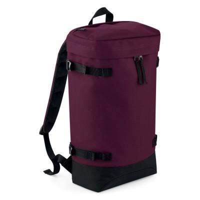 Borse Urban Toploader colore burgundy taglia UNICA