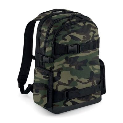 Borse Old School Boardpack colore jungle comouflage taglia UNICA