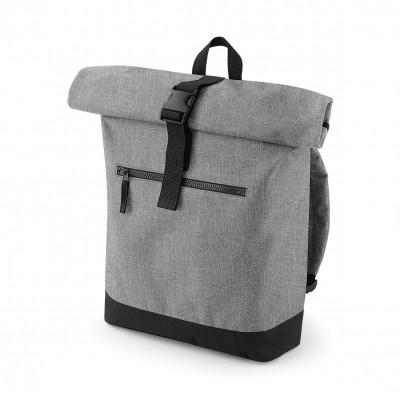 Borse Roll-Top Backpack colore grey marl/black taglia UNICA