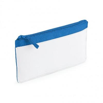 Borse Sublimation Pancil Case colore sapphire Blue taglia UNICA