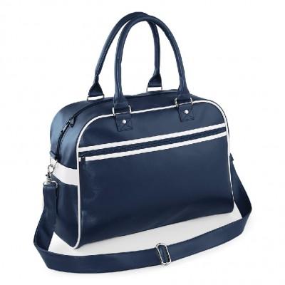 Borse Original Retro Bowling Bag colore french navy/white taglia UNICA