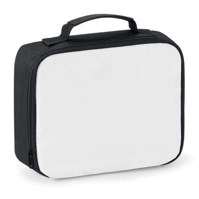 Borse Sublimation Lunch Cooler Bag colore black taglia UNICA