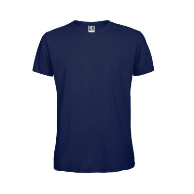 T-Shirt Organic T colore navy taglia S