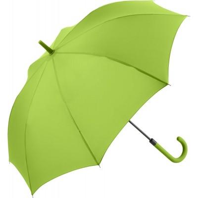 Ombrelli Regular umbrella FARE®-Fashion AC colore Lime taglia UNICA