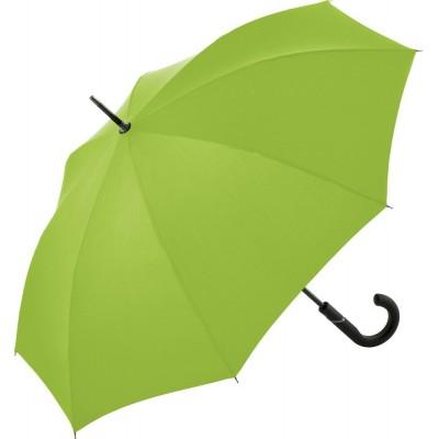 Ombrelli Regular umbrella FARE® Fibertec AC colore Lime taglia UNICA