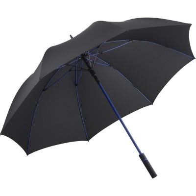 Ombrelli AC Golf Umbrella FARE-Style colore Anthracite-Euroblue taglia UNICA