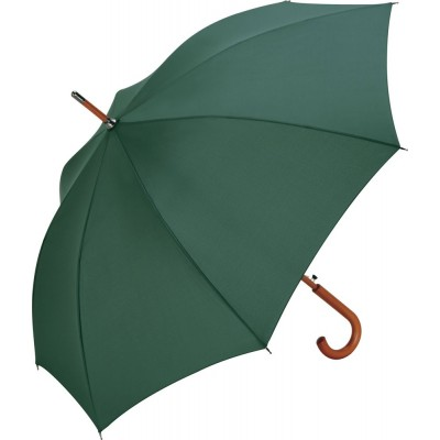 Ombrelli AC woodshaft regular umbrella colore Dark Green taglia UNICA