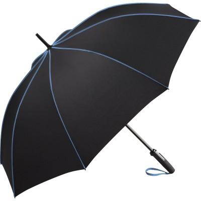Ombrelli AC midsize umbrella FARE-Seam colore black-blue taglia UNICA