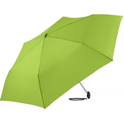 Ombrelli Mini umbrella SlimLite Adventure colore Lime taglia UNICA