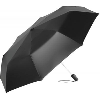 Ombrelli AC mini umbrella FARE®-Nature colore Black/Forest design taglia UNICA