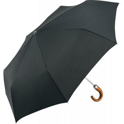 Ombrelli AOC midsize mini umbrella RainLite Classic colore Black taglia UNICA