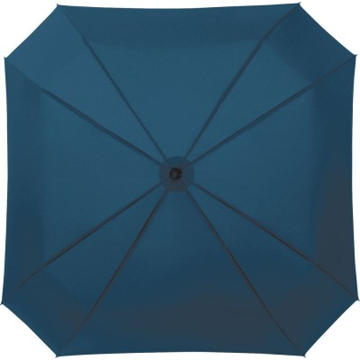 Ombrelli AOC mini umbrella Nanobrella Square colore Night Blue taglia UNICA