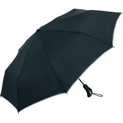 Ombrelli AOC oversize mini umbrella Magic Windfighter Carbo colore Black taglia UNICA