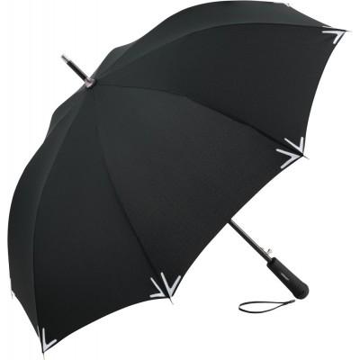 Ombrelli AC regular umbrella Safebrella® LED colore Black taglia UNICA