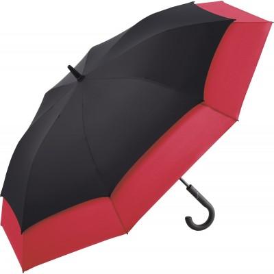 Ombrelli AC golf umbrella FARE®-Stretch 360 colore Black-Red taglia UNICA